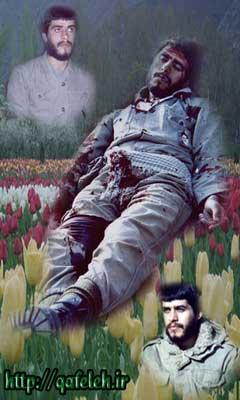 شهید حاجی امینی - قافله شهدا
