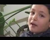 سینا بصیری فرزند شهید - قافله شهداء